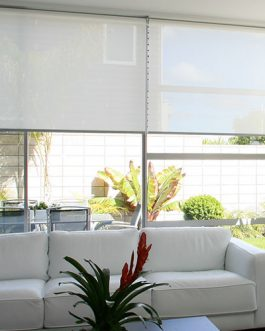 RollEase Cordless Shade Lift System